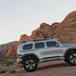 2018 Mercedes Benz Ener G Force Concept