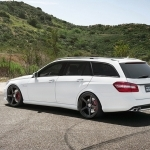 2018 Mercedes Benz E63 AMG Wagon