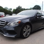 2018 Mercedes Benz E350 with Sports Equipment