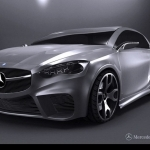 2018 Mercedes Benz Direct Hybrid Concept