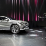 2018 Mercedes Benz Coupe SUV Concept