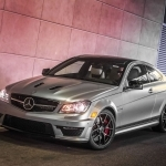 2018 Mercedes Benz C63 AMG Edition 507