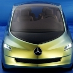 2018 Mercedes Benz Bionic Concept Car