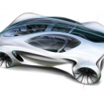 2018 Mercedes Benz Biome Concept