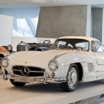 2018 Mercedes Benz 300 SL Gullwing
