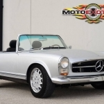 2018 Mercedes Benz 230 SL Roadster