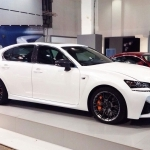 2018 Lexus IS F