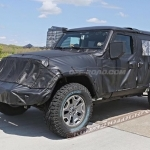 2018 Jeep Wrangler Unlimited UK Version