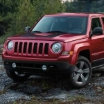 2018 Jeep Patriot Concept