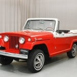 2018 Jeep Jeepster Commando Convertible
