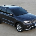 2018 Jeep Grand Cherokee EU Version