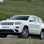 2018 Jeep Cherokee UK Version
