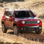 2018 Jeep Cherokee Renegade