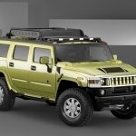 2018 Hummer H2 SUV Concept