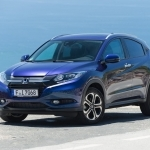 2018 Honda HR V EU Version