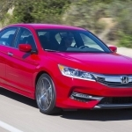 2018 Honda Accord Sedan 2.4S European Version