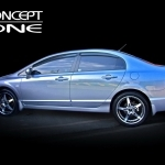 2018 Honda Accord Coupe Concept