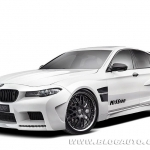 2018 Hamann BMW 5 Series F10 M Technik