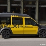 2018 Ford Transit Connect Taxi