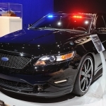 2018 Ford Stealth Police Interceptor Concept