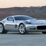 2018 Ford Shelby Cobra Concept