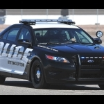 2018 Ford Police Interceptor Concept