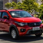 2018 Fiat Panda UK Version