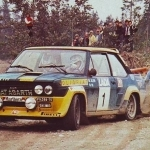 2018 Fiat 131 Abarth Rally