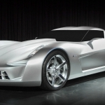 2018 Chevrolet Stingray Concept