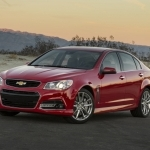 2018 Chevrolet SS Concept