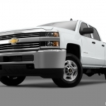 2018 Chevrolet Silverado Regular Cab