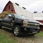 2018 Chevrolet Silverado High Country HD