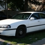 2018 Chevrolet Impala Police Package