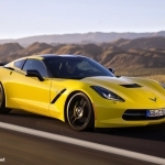 2018 Chevrolet Corvette Stingray Convertible EU Version