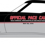 2018 Chevrolet Corvette Indy 500 Pace Car