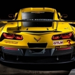 2018 Chevrolet Corvette C6R Race Car