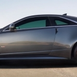 2018 Cadillac CTSV with Accessories