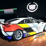 2018 Cadillac CTS V Coupe Race Car