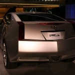 2018 Cadillac CTS Coupe Concept