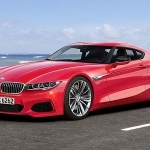 2018 BMW Z4 M Coupe UK version