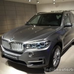 2018 BMW X5 Security Plus Concept