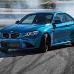 2018 BMW M Coupe