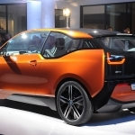 2018 BMW i3 Coupe Concept