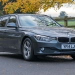 2018 BMW 3 Series Touring UK Version