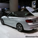 2018 BMW 1 Series Convertible
