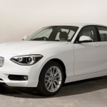 2018 BMW 1 Series 5 door