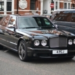 2018 Bentley Arnage Final Series
