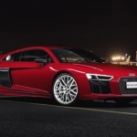 2018 Audi R8 competition
