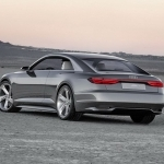 2018 Audi Prologue Piloted Driving Concept