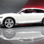 2018 Audi Prologue Concept
